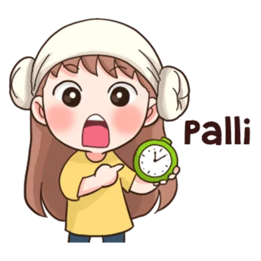 Hangul - Sticker 2