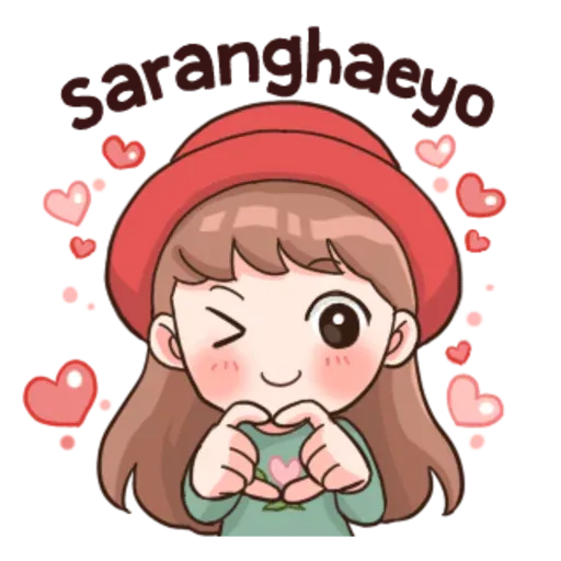 Hangul - Sticker 19