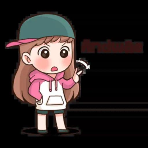 Hangul - Sticker 13