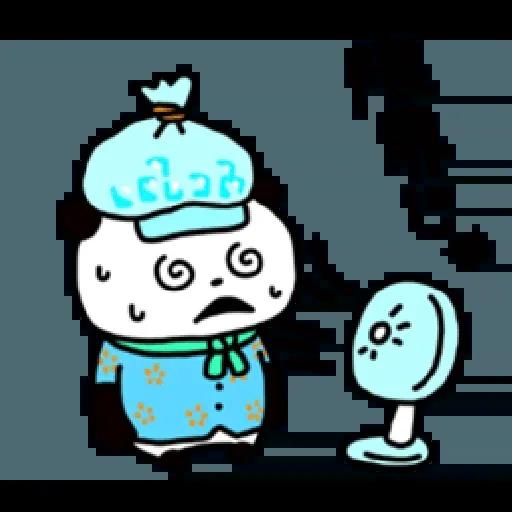 Panda - Sticker 4