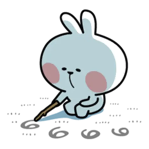 Rabbitsss - Sticker 25