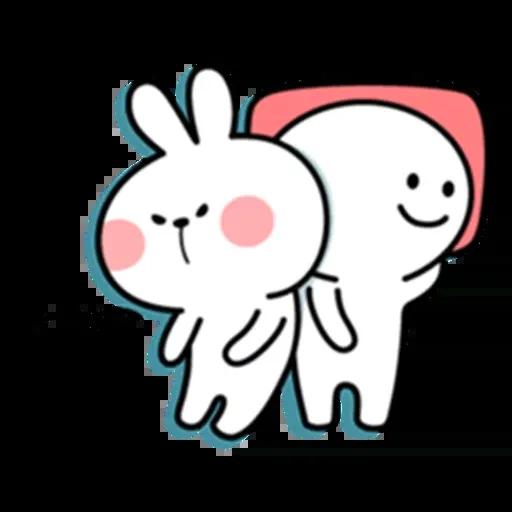 Rabbitsss - Sticker 18