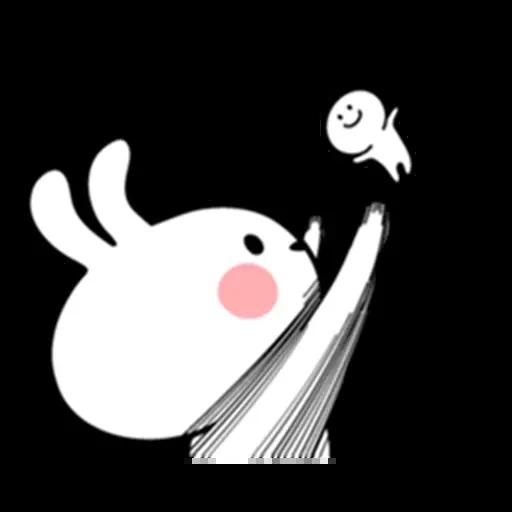 Rabbitsss - Sticker 15