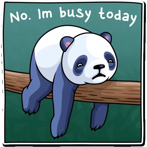 Panda - Sticker 26