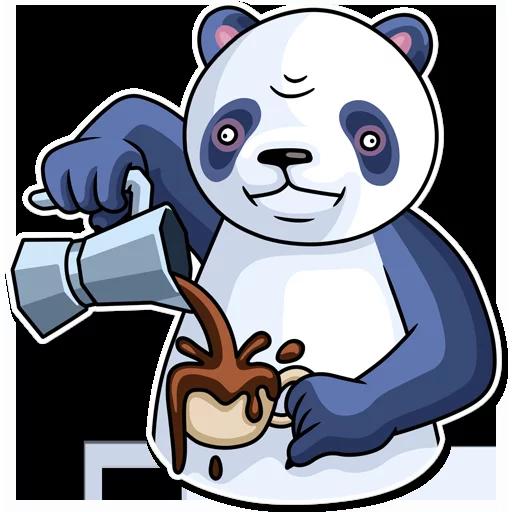 Panda - Sticker 27