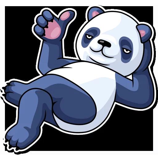 Panda - Sticker 3