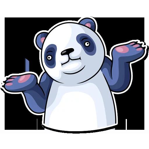 Panda - Sticker 6