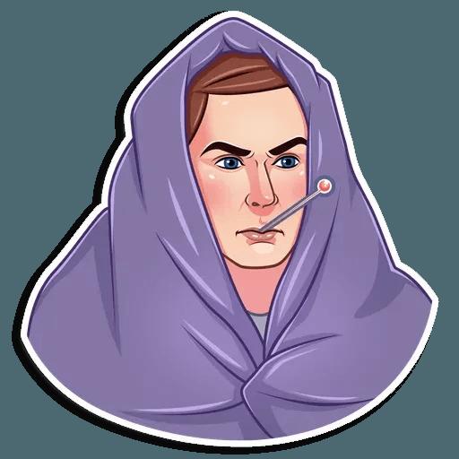 Sheldon - Sticker 19