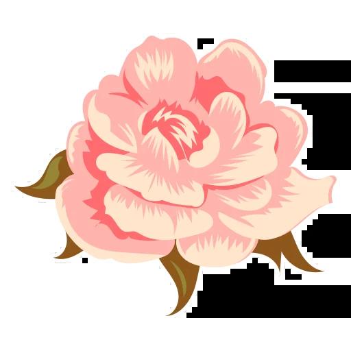 Pink Flowers @ykinanah - Sticker 21