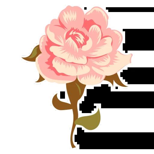 Pink Flowers @ykinanah - Sticker 10