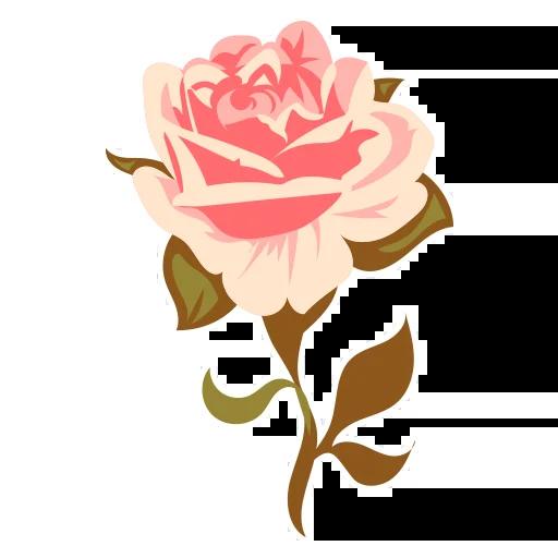 Pink Flowers @ykinanah - Sticker 18