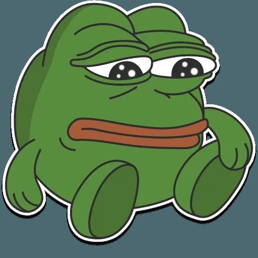 Pepe 4 - Sticker 10
