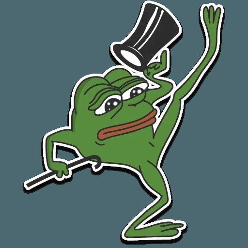 Pepe 4 - Sticker 6