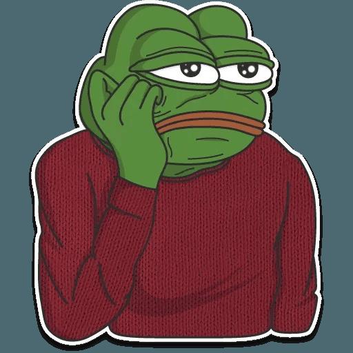 Pepe 4 - Sticker 15