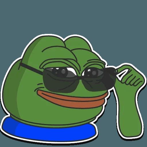 Pepe 4 - Sticker 7