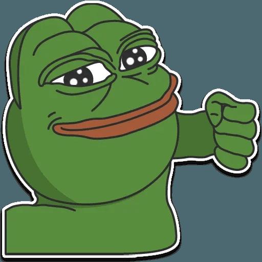 Pepe 4 - Sticker 24