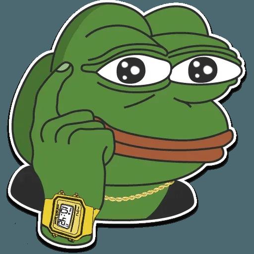 Pepe 4 - Sticker 5