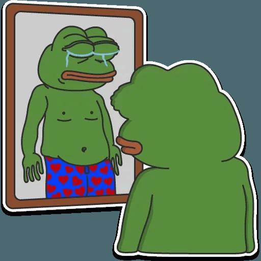 Pepe 4 - Sticker 3