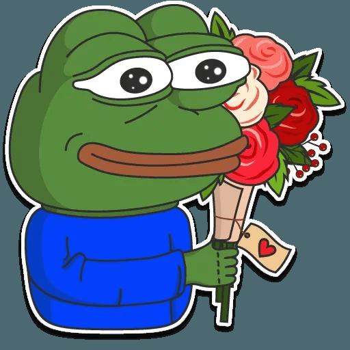 Pepe 4 - Sticker 17