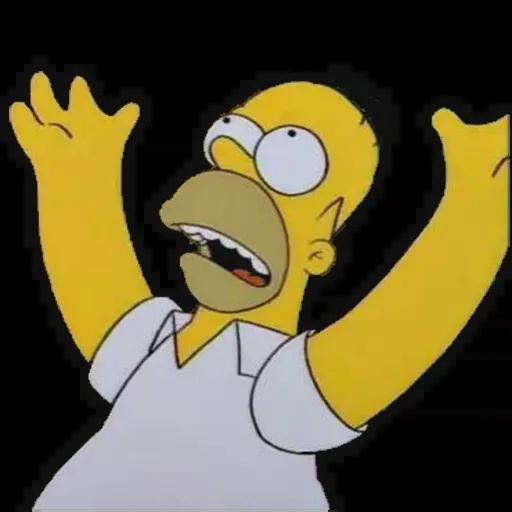 Simpsons pack - Sticker 7