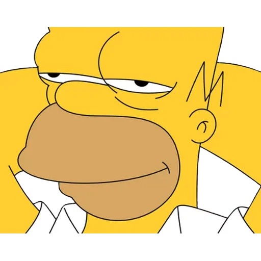 Simpsons pack - Sticker 19