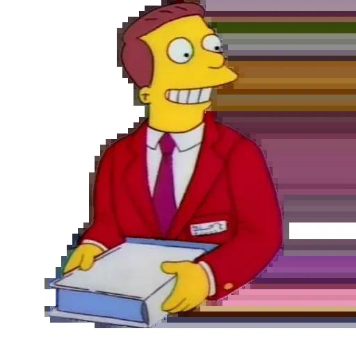 Simpsons pack - Sticker 24