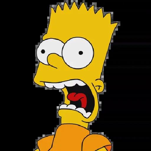 Simpsons pack - Sticker 29