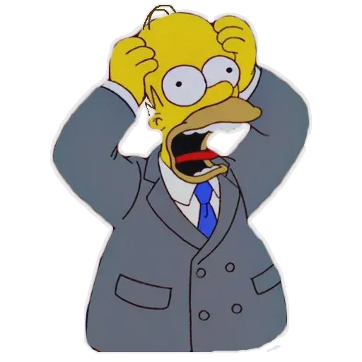 Simpsons pack - Sticker 9