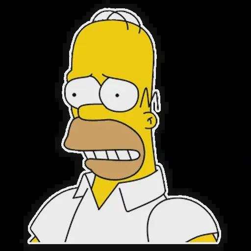 Simpsons pack - Sticker 3