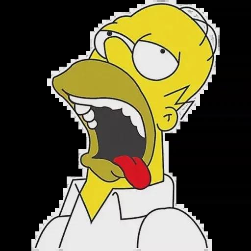 Simpsons pack - Sticker 16