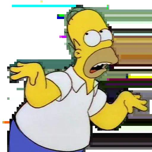 Simpsons pack - Sticker 13