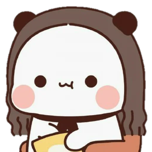 sugar and brownie🤍 - Sticker 18