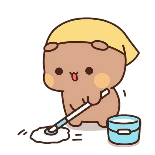 sugar and brownie🤍 - Sticker 29