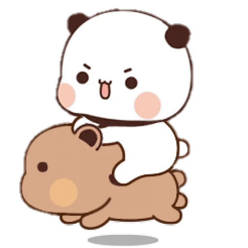 sugar and brownie🤍 - Sticker 6