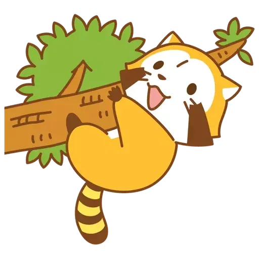 Tanuki 2 - Sticker 13