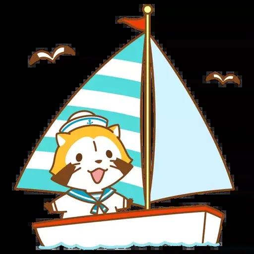 Tanuki 2 - Sticker 17