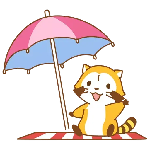 Tanuki 2 - Sticker 9