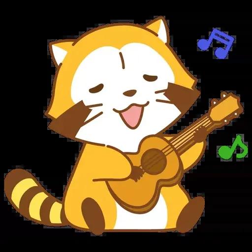 Tanuki 2 - Sticker 11
