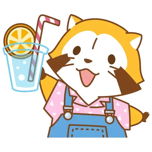 Tanuki 2 - Sticker 12
