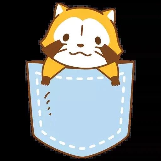 Tanuki 2 - Sticker 21