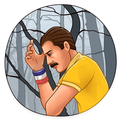 Freddy - Sticker 17