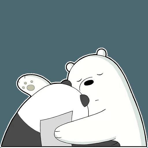 Somos osos - Sticker 23