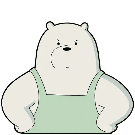 Somos osos - Sticker 14