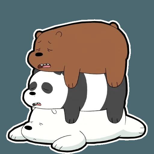 Somos osos - Sticker 9
