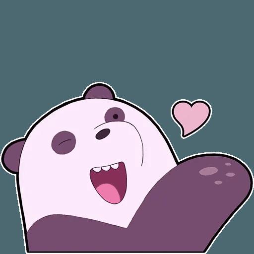 Somos osos - Sticker 5