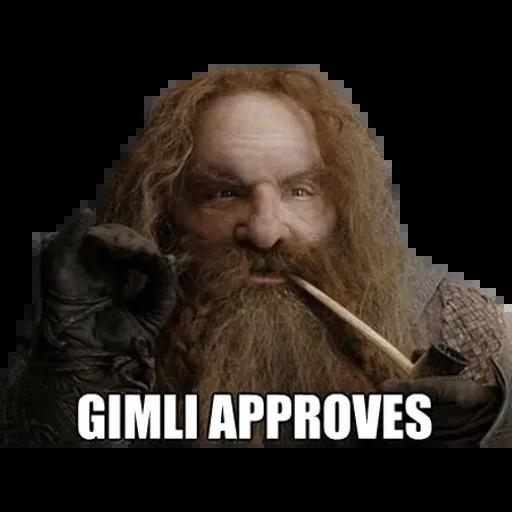 Tolkien - Sticker 16