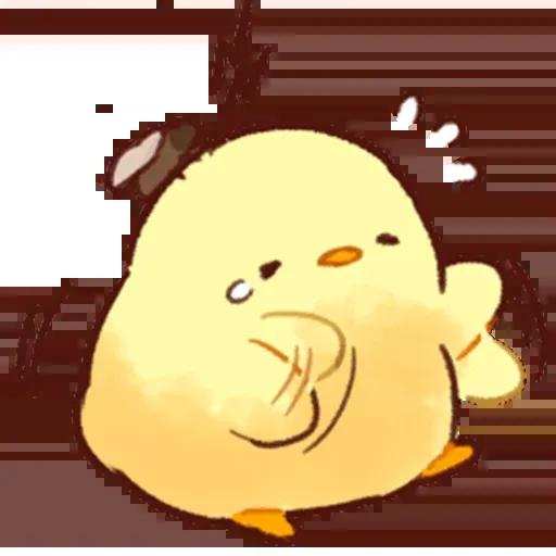 patata triste - Tray Sticker