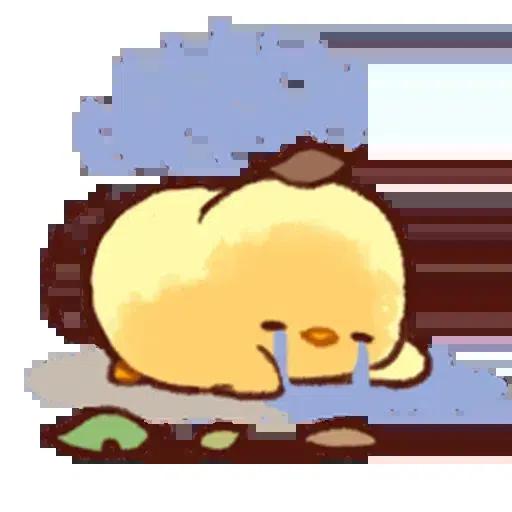 patata triste - Sticker 3