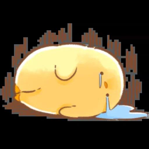 patata triste - Sticker 4