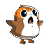 Porgs - Tray Sticker